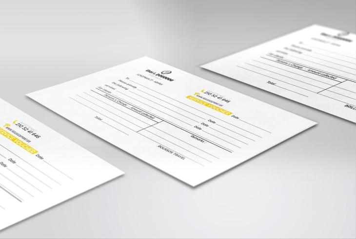 Μπλοκ voucher εκτυπωση τυπογραφειο αθηνα
